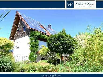 Attraktives EFH mit ELW in ruhigem Wohngebiet in Bechtheim