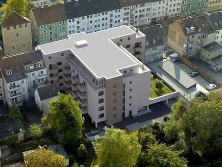 Wohnen über den Dächern von Osnabrück