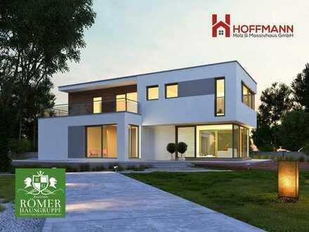 "Top moderne ""Römer""-DHH/EFH, KFW55, schüsself., incl. Grund, 100% finanz ab 1388,00"