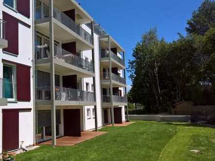 Moderne 2Zi-Wohnung, 52qm - Wohnen am Englischen Garten