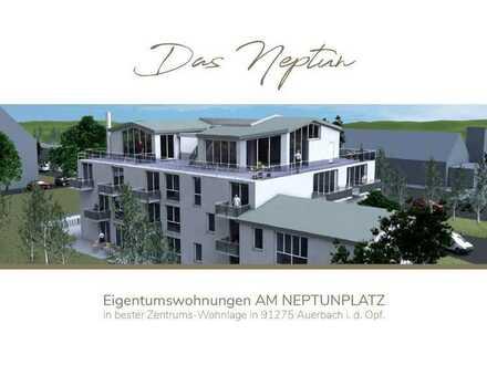 Neubauwohnanlage - moderne Ausstattung, zentral gelegen!