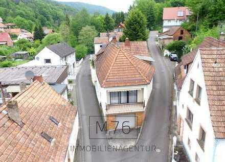 ++ Einfamilienhaus | Waldrand | Wohnfläche 110 m² | Garage ++
