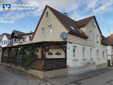 VBU Immobilien - Eckhaus in zentrumsnaher Lage, sofort frei