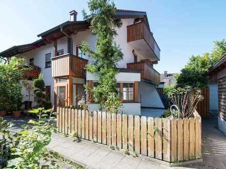 Quattro-Haus mit 3 Zimmern in Puchheim, grosser Hobbyraum, Terasse, Garten, Garage, von PRIVAT