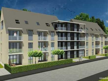 2-Zimmer Wohnung!! Betreutes Seniorenwohnen zentral in Friedrichshafen!!