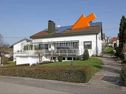 Wünderschöne 3 Zimmer Wohnung mit Dachterrasse und Einbauküche