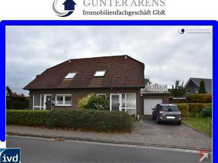 Doppelhaushälfte mitr Garage und Garten in Westerstede