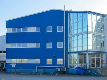 Leerstehende Produktionshalle in Bautzen