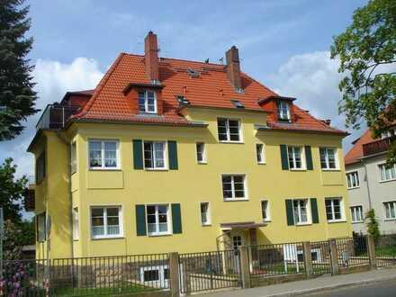 Vermietete Eigentumswohnung in idealer Lage in DD-Bühlau zu verkaufen!