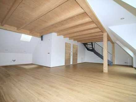 Erstbezug: attraktive 3-Zimmer-Loft-Wohnung mit Terrasse in Langensendelbach