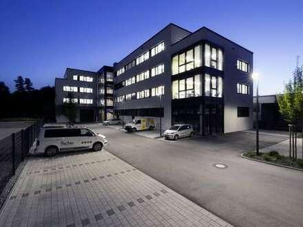 Technologiezentrum Metzingen: Repräsentativ und hochmodern