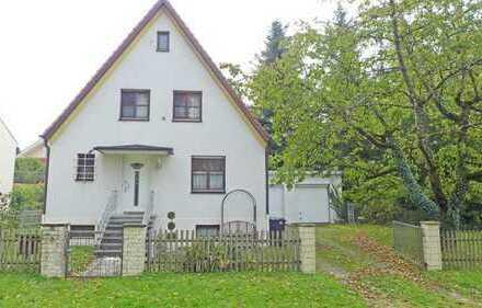 Ihr neues Zuhause - Kleines Einfamilienhaus mitten in Landsberg - westlich des Zentrums