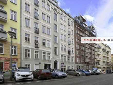 IMMOBERLIN: Charmante Altbauwohnung in ruhiger Trendlage