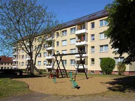Ruhige 3-Raum-Wohnung in Altstrelitz