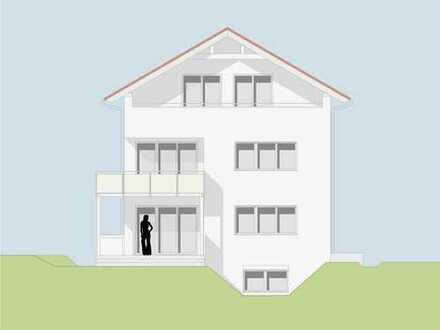 Vermietung - Traumhaftes Wohnen mit Komfort 5,5 Zimmer-Neubau-ETW in Bad Waldsee