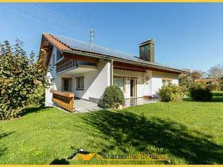 Hochwertiges Einfamilienhaus in herrlich ruhiger Randlage von Untrasried