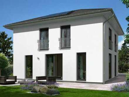 Schick und gradlinig – die perfekte Form zum stadtnahen Wohnen