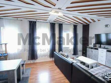 Wohnen in der Altstadt: REH mit Dachterrasse und Gestaltungspotenzial in Beilstein