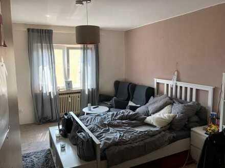 Helle 3-Zimmer-Wohnung mit Balkon in Großkrotzenburg