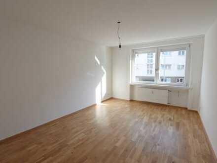 **Frankfurt-Niederrad** Zentrale Lage, TOP sanierte 2 Zimmerwohnung (alles neu)