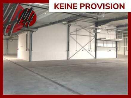 PROVISIONSFREI! Lager-/Produktionsflächen (1.100 qm) & Büroflächen (200 qm) zu vermieten