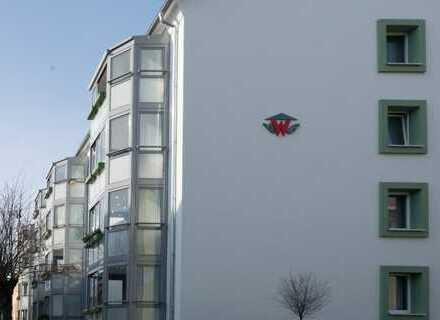 große 3 Raum-Wohnung mit Loggia