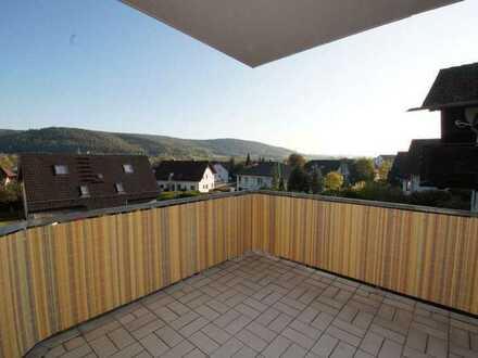 ***Großzügige 2 Zi.-Wohnung mit Balkon in Gelnhausen-Haitz*