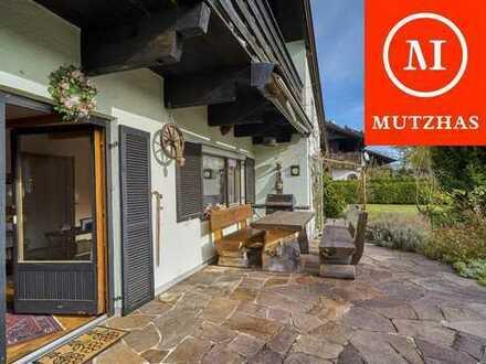MUTZHAS - Ein Platz im Grünen mit Blick in die Ferne