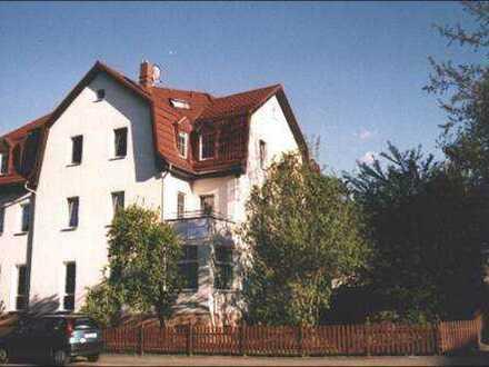 Chemnitz-Siegmar: ruhige 4-Raum-Wohnung Dachgeschoss, großer Garten zur Mitnutzung