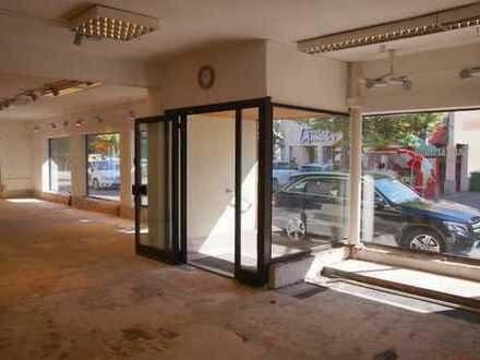 Frisch renovierte Gewerbefläche in bestfrequentierter Innenstadtlage von Korntal