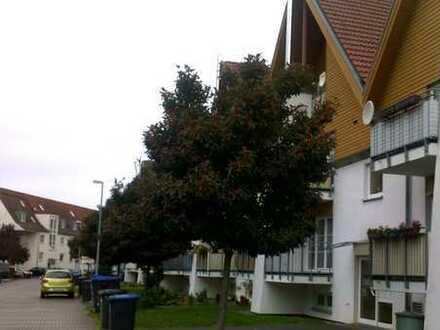 Vollständig renovierte 2-Zimmer-Wohnung mit Balkon und Einbauküche in Burg
