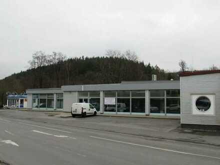 440 qm Laden in Toplage in 96317 Kronach zu vermieten