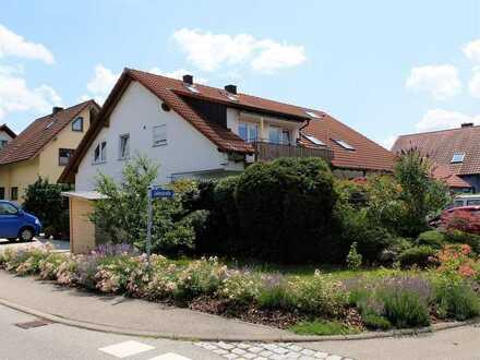 Renovierte 3,5-Zimmer-Wohnung mit Balkon in Wahlwies