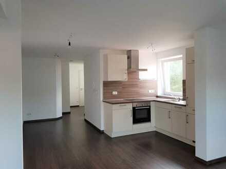 Helle 2-Zimmer Dachgeschosswohnung mit Einbauküche