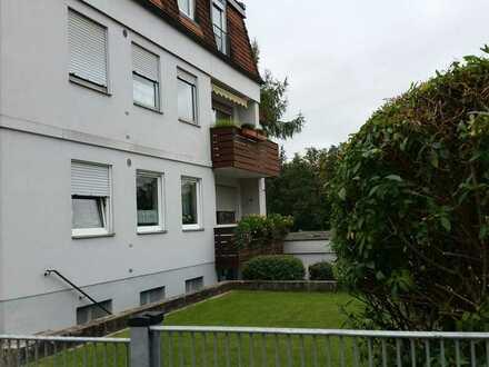 Ruhige und zentrale Zweizimmerwohnung im Zentrum von Erlangen (nahe Burgberg)