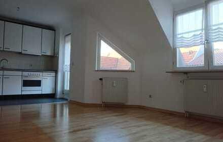 Schöne Dachgeschoss-Wohnung in Offenburg Stadtmitte