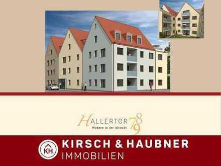 Hochwertige 2-Zimmer-Wohnung,  kurzfristig bezugsfertig,  Neumarkt - Hallertorstraße