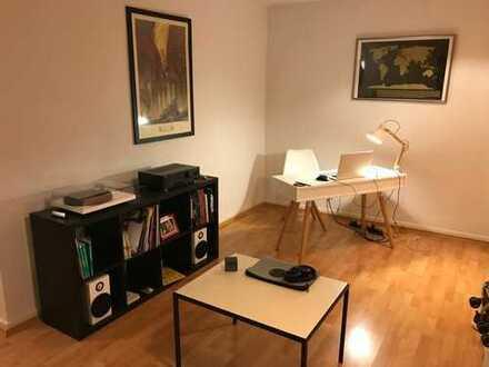 2-Zimmer-Wohnung mit gehobener Innenausstattung zur Miete in Frankfurt