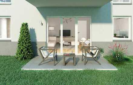 Terrasse, Sonne, Liegestuhl & Vogelgezwitscher