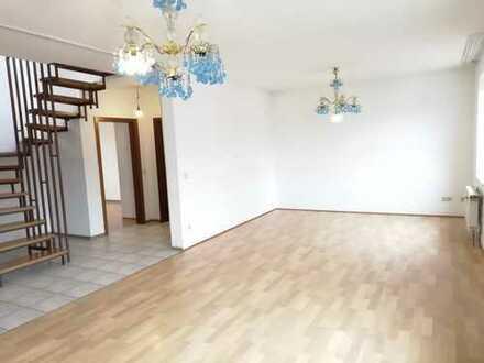 4 ZKBB-Maisonette-Wohnung! Sehr selten, schön geschnitten, mit zwei Balkon, schöne ruhige Lage