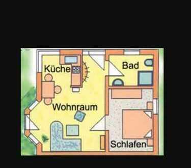 Gepflegte 2-Zimmer-Erdgeschosswohnung mit Balkon und EBK in Schöllang