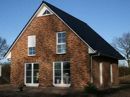 Neubau eines Einfamilienhauses in Lurup