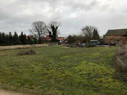 Großes Grundstück für 1 - 2 Häuser in ländlicher Lage!