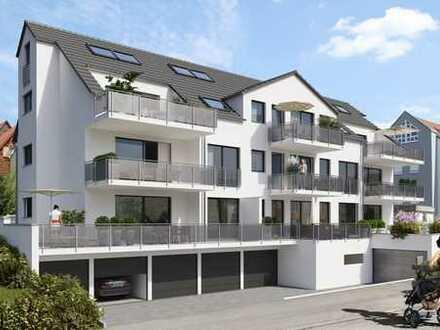 4-Zimmer-Wohnung mit Balkon im OG