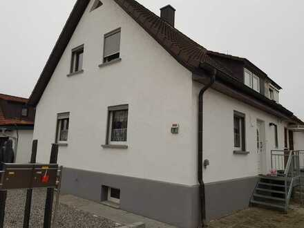 Toll renovierte DHH in Schwandorf