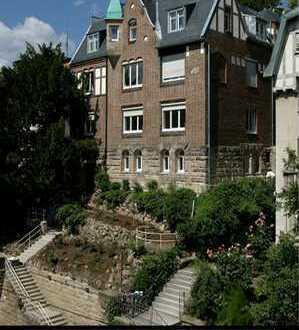 5,5-Zimmer Wohnung in wunderschöner, renovierter Stadt-Villa nahe Marienplatz