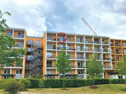 Ihre Kapitalanlage im studiosus 5 in Augsburg! Modernes Apartment für studentischen Lifestyle