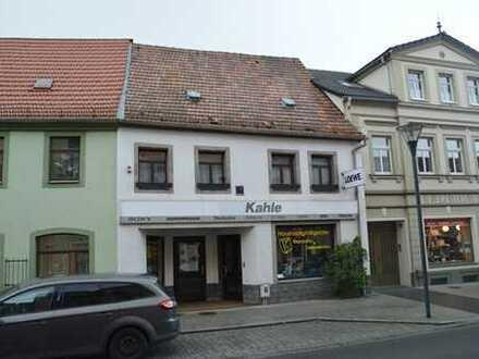 Geschäftshaus mit Potential in Radeburg