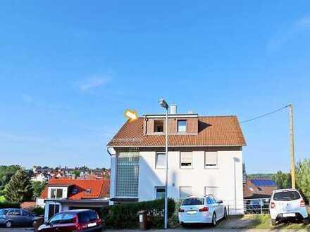 Kapitalanleger aufgepasst! 2-Zimmer-ETW in ruhiger Lage von Wernau