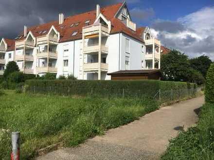 Gepflegte 2-Zimmer-Erdgeschosswohnung in Augsburg Haunstetten